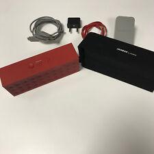 Jawbone JAMBOX Altavoz Inalámbrico Bluetooth Smart Mini Punto de color rojo