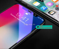 For IPhone X/XR/XSMAX 8/7/6P 10D Full Cover Tempered Glass Screen Protector Film