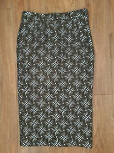Next Size 10  Tailored Pencil Skirt