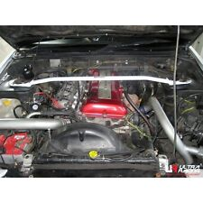 SILVIA S13 ULTRA RACING 2POINTS FRONT STRUT BAR FOR NISSAN  (UR-TW2-080)