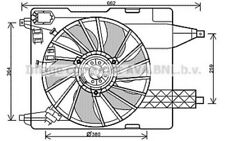 AVA COOLING SYSTEMS Ventilador RT7539