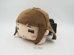 """Is the Order A Rabbit B1805 Chiya Ujimatsu Nesoberi SEGA 6"""" Plush Toy Doll Japan"""