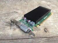 HP 512MB DDR3 SDRAM NVidia NVS 300 PCI Express 700578-001 HH