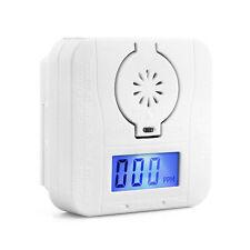 LCD Kohlenmonoxid CO Carbon Melder Gasmelder Detektor Gaswarner Alarm Reminder D