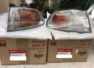BNIB OEM GENUINE HONDA PART CIVIC EG EJ 2 Door / 3 Door 92-95 TURN SIGNAL 1 PAIR