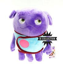 HOME A CASA OH PELUCHE PUPAZZO alieno viola plush doll dreamworks figure gioco