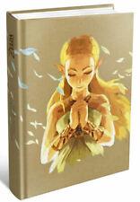 Zelda Breath of The Wild La Guida Ufficiale di Mathieu Daujam, 2018, Copertina Rigida, Edizione Espansa