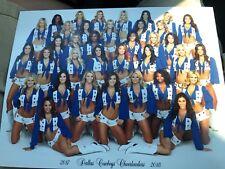 Dallas Cowboys Cheerleaders Photo 2017-18
