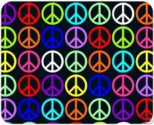 Peace Symbols Mouse Pad - Free Personalizing!