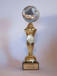 """Sport-Pokal """"Tennis"""" mit Wunschgravur"""