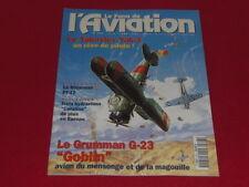 LE FANA DE L'AVIATION 307 GRUMANN G-23 GOBLIN
