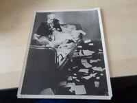 Fritz Lang   Testament des DR Mabuse   Rudolf Klein Rogge 5  org.EA Aushangfotos
