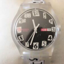 Swatch The Originals Punked'Up SUJK702 2007 Swiss Watch Wants to be Punk
