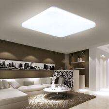 Ultraslim LED Deckenleuchte Quadrat Design Wandlampe Flurleuchte Wohnzimmer Neu