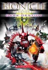 Dark Destiny by Greg Farshtey
