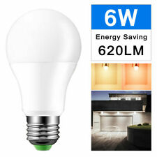 Dusk to Dawn Bulb LED Sensor Light Bulbs Day Night Auto ON/OFF Home Lamp E27 B22
