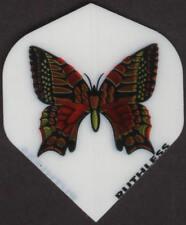 Ruthless Butterfly Dart Flights: 3 per set