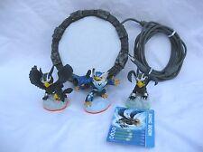 Skylanders Sonic Boom Series 1 & 2 Jet Vac Figure Lot  + Game Portal (XBox 360)