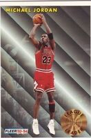 1993 Fleer Michael Jordan #224 Basketball Card