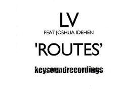 (EI187) LV Feat Joshua ldehen, Routes - DJ CD