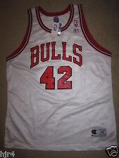 Elton Brand #42 Chicago Bulls NBA Champion Jersey 48 NEW Autograph