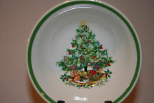 Myott Staffordshire Ware Christmas Tree Soup/Cereal