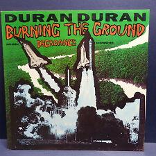 "MAXI 12"" DURAN DURAN Burning the ground 20 3651 6"