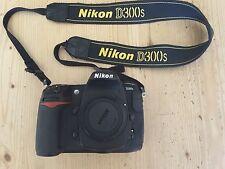 Nikon D D300s 12.3 Mp Fotocamera Reflex Digitale-Nero (Solo Corpo)