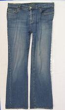 Ralph Lauren sz 10 Womens Blue Jeans Denim Pants Stretch B1229