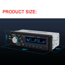 Dossy Stereo FM Radio MP3 Audio Player Support Bluetooth Phone with USB/SD MMC