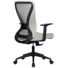 New Xelo Office Desk Chair Mid Back Mesh Task Chair 4 Colors Adjustable