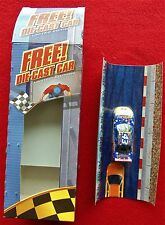 "POP SECRET ""JOHN ANDRETTI DIE CAST CAR ""~  LIMITED EDITION ~ NEW IN BOX"