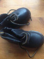 Black Boy Toddler Boots Eur 23 Uk 6