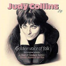 Judy Collins - Golden Voice of Folk 2 Vinyl LP