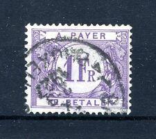 (B) TX43 gestempeld 1922 - Dik gekleurd cijfer op witte achtergrond