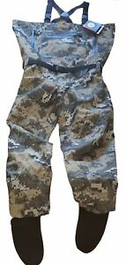 Bassdash Veil Camo Chest Stocking Foot Fishing Waders for Men Breathable XL