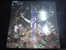 B1A4 3rd Mini Album - In The Wind Autographed Signed CD NEW Sealed K-POP KPOP