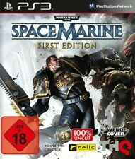 PS3 / Sony Playstation 3 Spiel - Warhammer 40.000: Space Marine DEUTSCH mit OVP