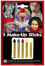 Bâton de Fard Jeu de 5 pièces NEUF - COIFFANT maquillage carnaval