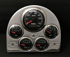 1952 1953 FORD CAR GPS GAUGE CLUSTER BLACK