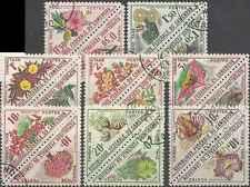 Timbres Flore Cameroun taxe 35/50 o lot 8556