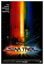 "STAR TREK:THE MOTION PICTURE Poster [Licensed-NEW-USA] 27x40"" Theater Size 1979"