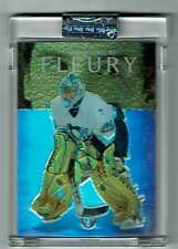 2003-04 Topps MARC-ANDRE FLEURY Sealed/Uncirulated Refractor SP Rookie RC /499
