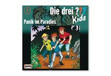 Die drei ??? Kids (1) Panik im Paradies von Ulf Blanck (2009)
