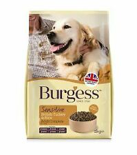 Burgess Sensitive Adult Turkey & Rice 2kg - 718921