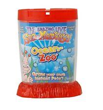 Sea Monkeys Ocean Zoo Kids Fun Live Aquatic Pet Educational Toy Age 6+