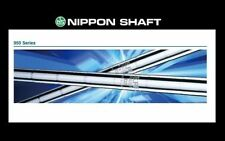 NIPPON SHAFT N.S.PRO 950GH Iron shafts set7 (4-W) Regular New Uncut @0TN