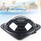 NEW Solar Water Heater Above Ground Swimming Pool Water Heater, Black 1.5bar USA