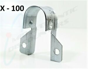"100 Globe Pipe Hanger 625-206 Two Holes Stand-Off Strap for 3/4"" CPVC"