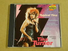 CD / TINA TURNER - TYPICAL TINA